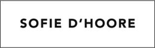 SOFIE D'HOORE (ソフィードール)は20%UPで買取り中