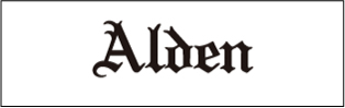 aldenは20%UPで買取り中