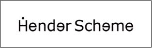 Hender Scheme(エンダースキーマ)は20%UPで買取り中
