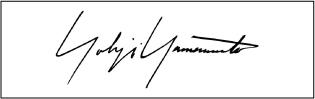 Yohji Yamamoto (ヨウジヤマモト)は20%UPで買取り中