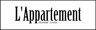 L'Appartement DEUXIEME CLASSE(アパルトモン ドゥーズィエムクラス)は20%UPで買取り中