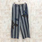45RPM / プルメリア刺繍パンツ / 買取5800円