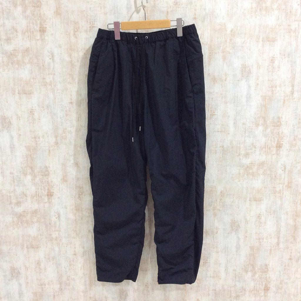 テアトラ teatora wallet pants packable ウォレットパンツ