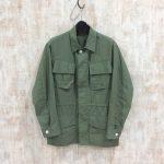 AURALEE / FINX RIPSTOP FATIGUIE JACKET / 買取10000円