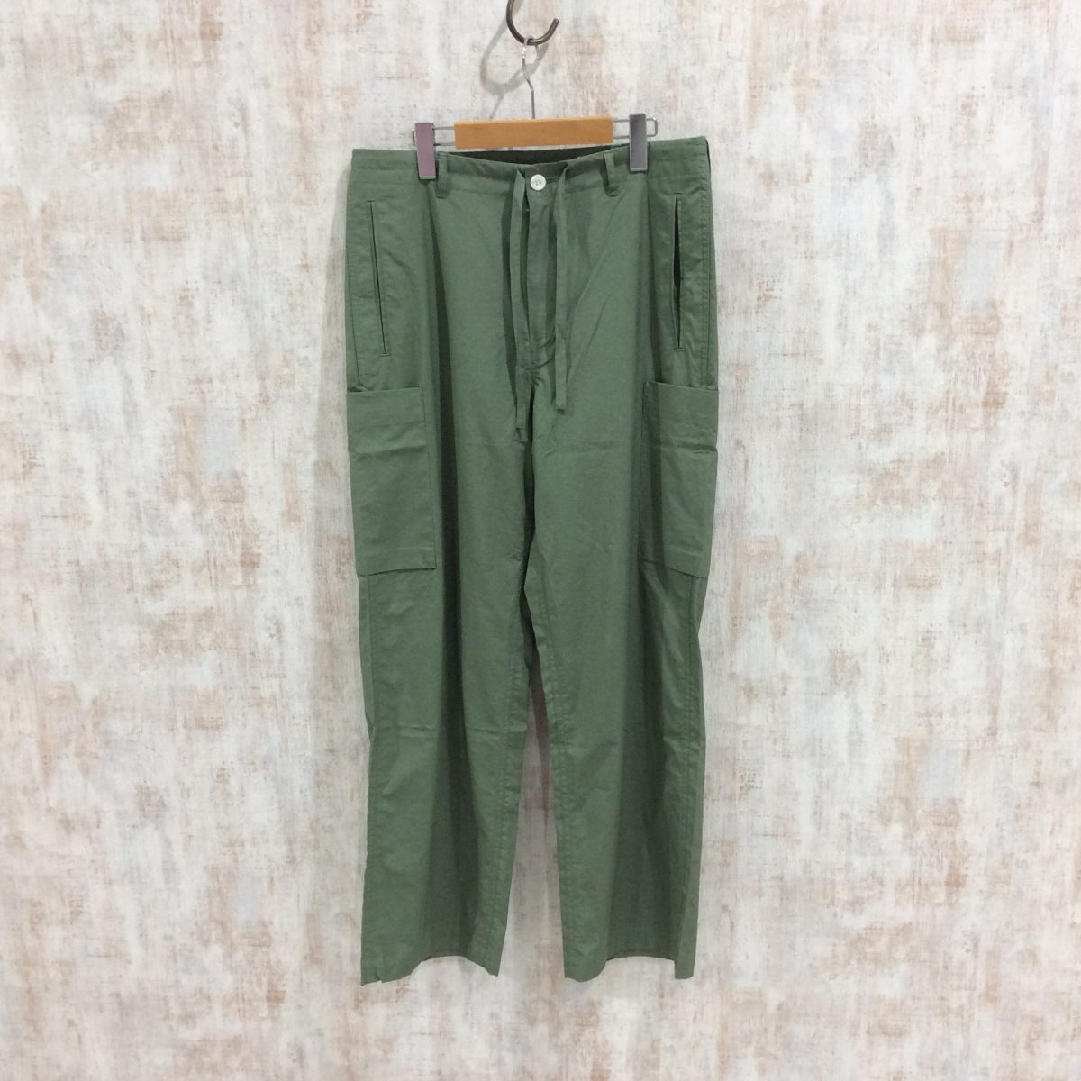 AURALEE オーラリー FINX RIPSTOP FATIGUE PANTS