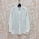 YAECA / バンドカラーロングシャツ / 買取8000円