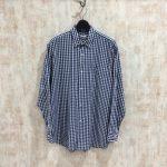 COMOLI / コモリシャツ / ギンガムチェック / 買取8000円